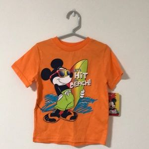 New Mickey Mouse shirt